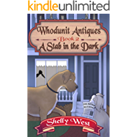 A Stab in the Dark (A Whodunit Antiques Cozy Mystery Book 2)