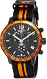 Mens Tissot Quickster Chronograph Watch T0954173705700