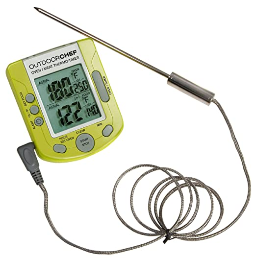 65 opinioni per OUTDOORCHEF Check- food thermometers (AAA)
