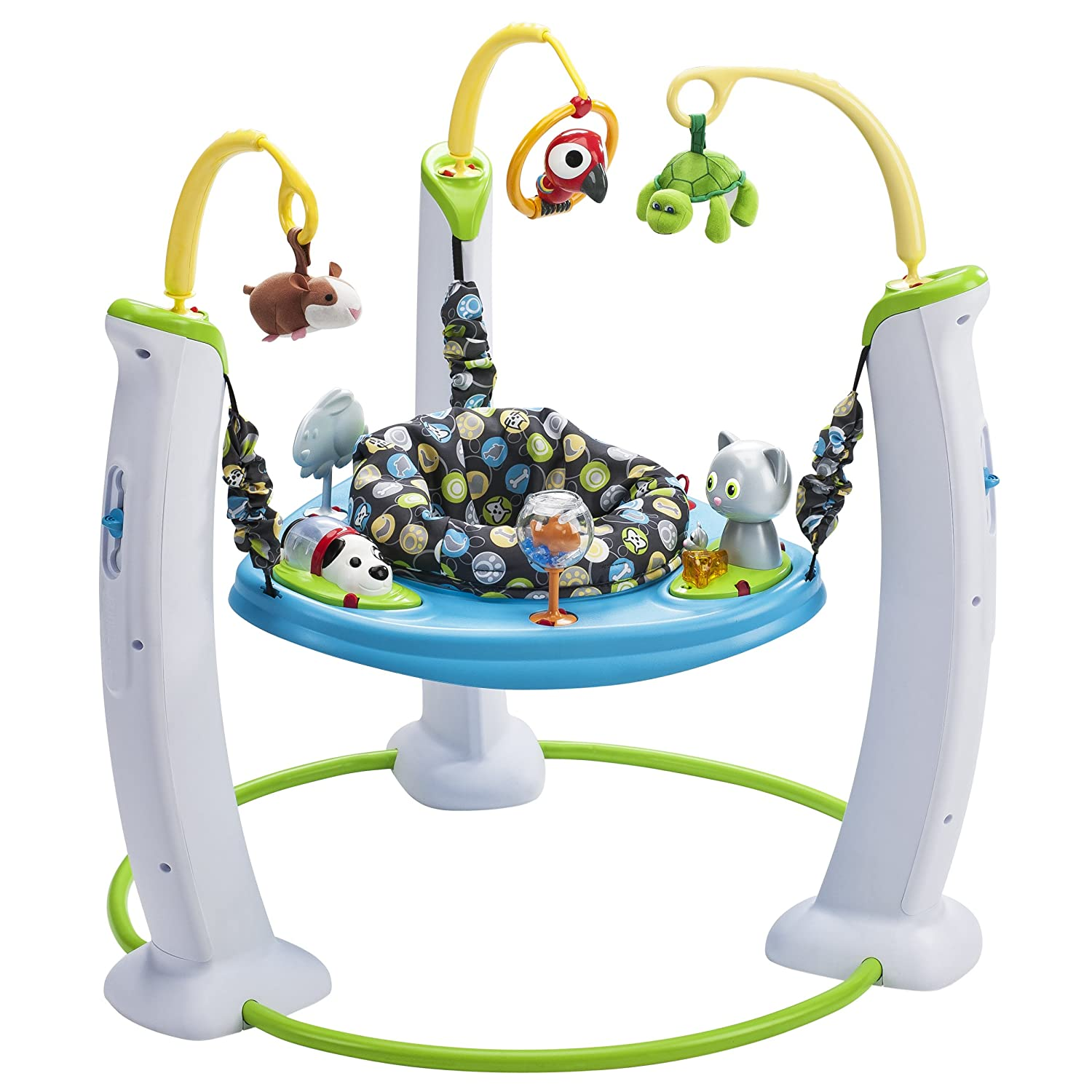 evenflo exersaucer jump and learn activity centre my first pet  - evenflo exersaucer jump and learn activity centre my first petamazoncouk baby