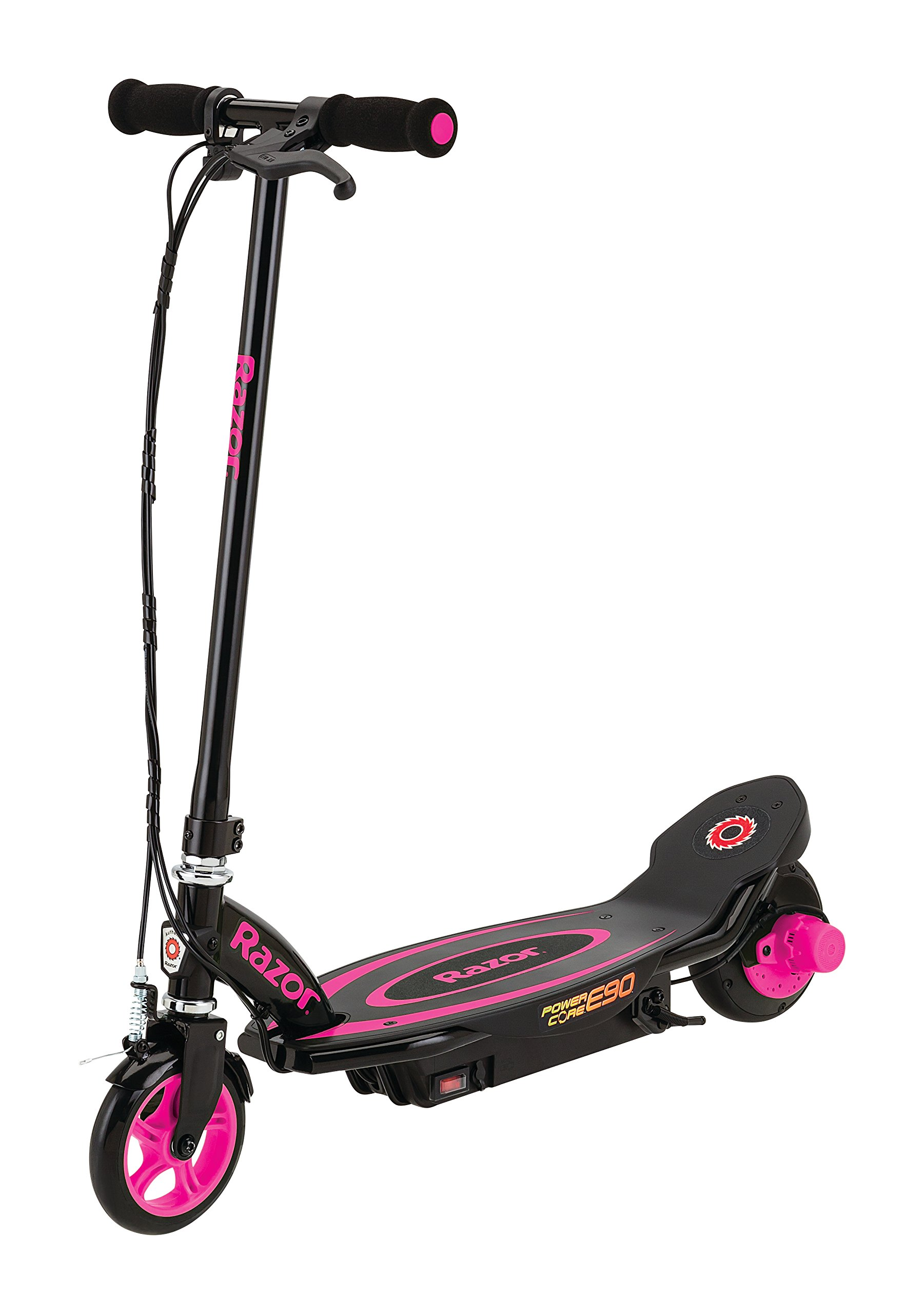 Razor 13111463 Power Core E90 Electric Scooter, Pink by Razor