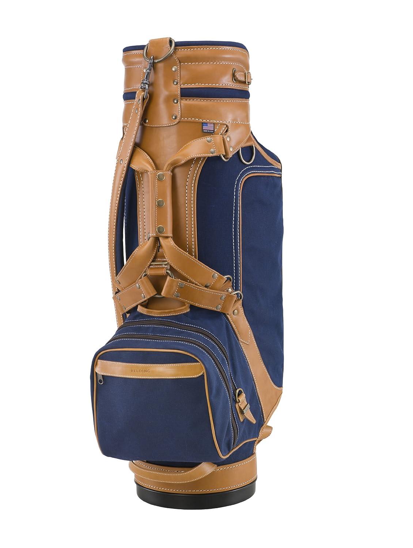 Belding AmericanコレクションXLスタッフバッグ、9.5-inch、ネイビー B00HA1KNAE