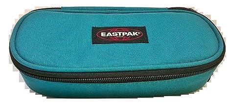 Eastpak - Estuche ovalado individual, verde: Amazon.es: Equipaje