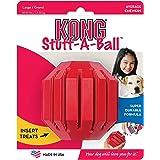 KONG Stuff-A-Ball Dog Toy - Large, Red