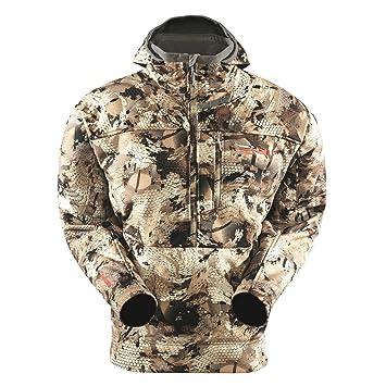 SITKA Dakota sudadera con capucha aves acuáticas Optifade chaqueta de caza - Beige -: Amazon.es: Ropa y accesorios