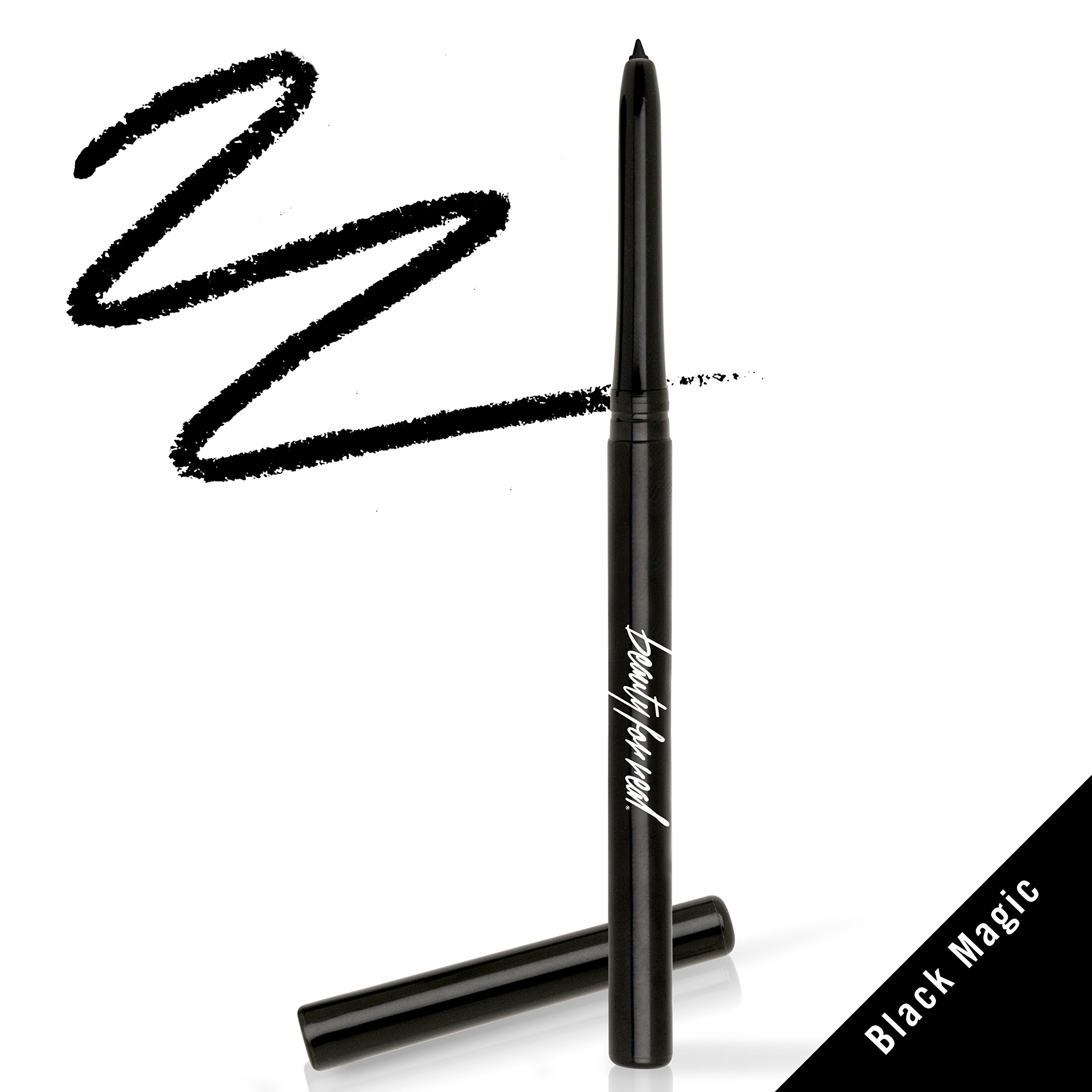 Beauty For Real I-Line 24/7 Waterproof Eyeliner, Black Magic