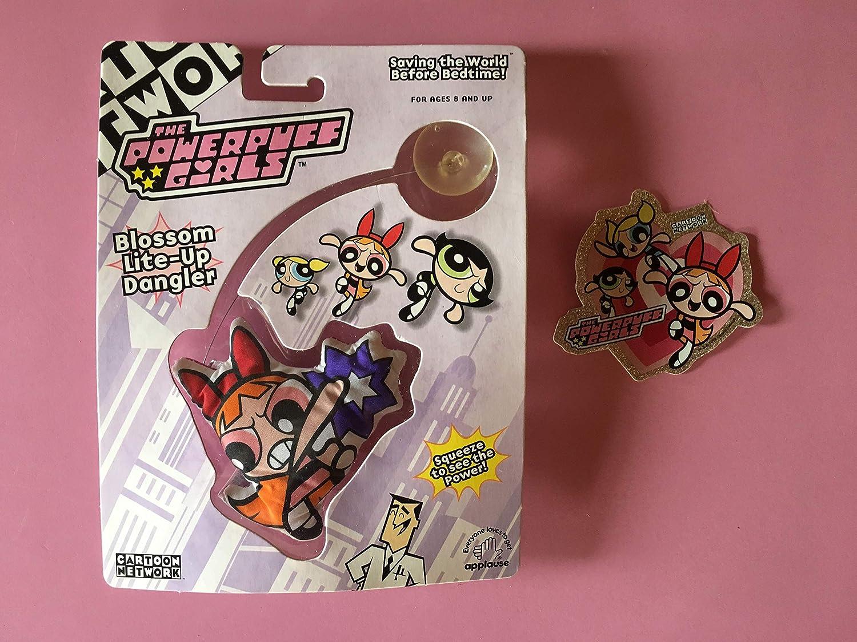 Powerpuff girls Blossom lite-up dangler