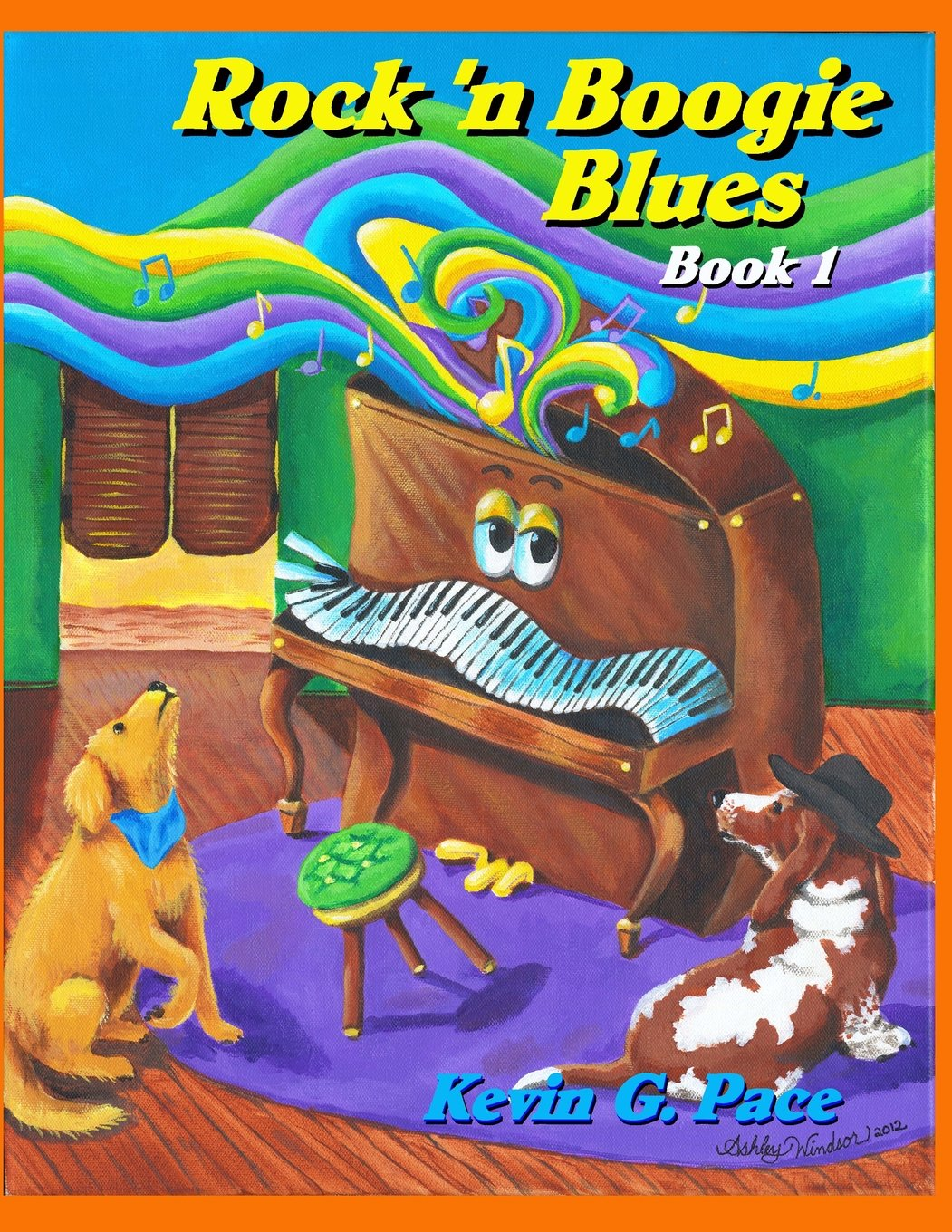 Rock 'n Boogie Blues Book 1: Piano Solos book 1 ebook