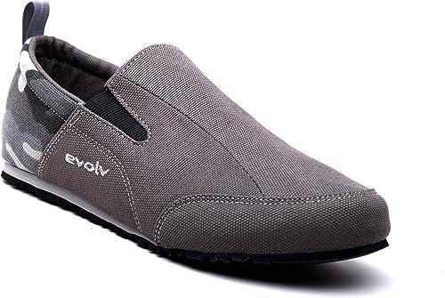 Evolv Cruzer Slip-On Approach Shoe – Men s Camo Gray, 13.0