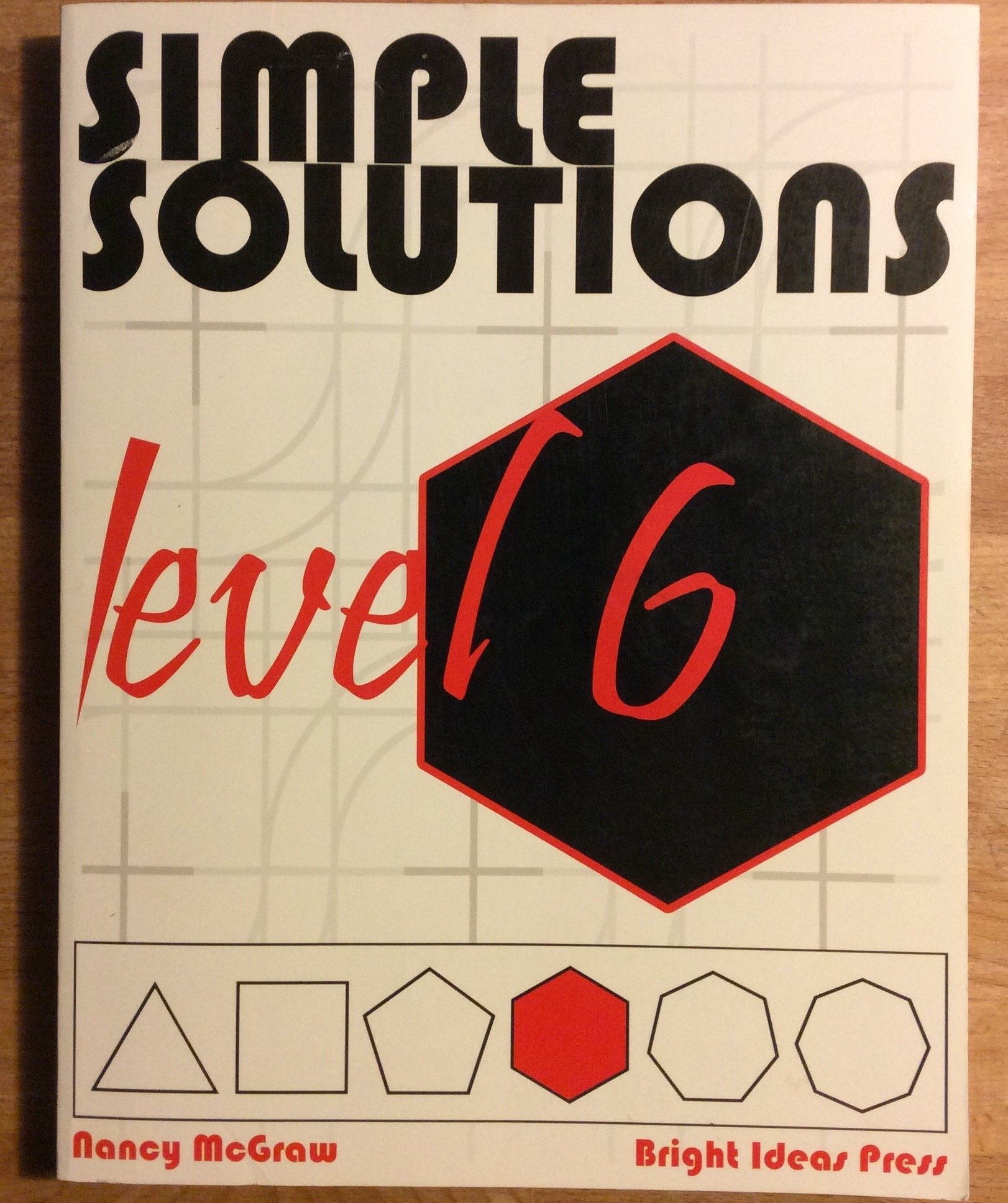 Simple solutions level 6 math 9780972873031 amazon books fandeluxe Image collections