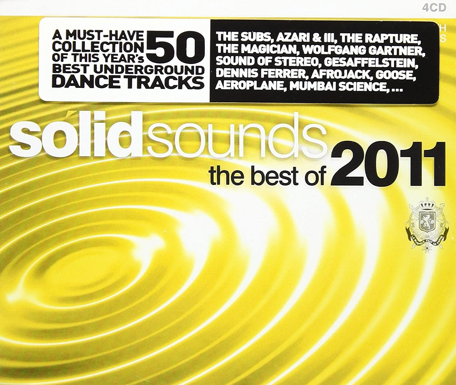 Solid Sounds Best of 2011                                                                                                                                                                                                                                                                                                                                                                                                <span class=