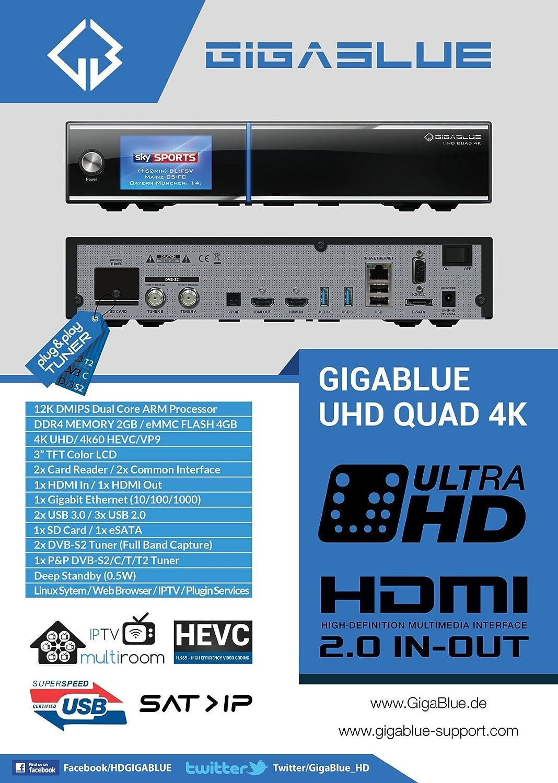 gigablue uhd quad 4k image download
