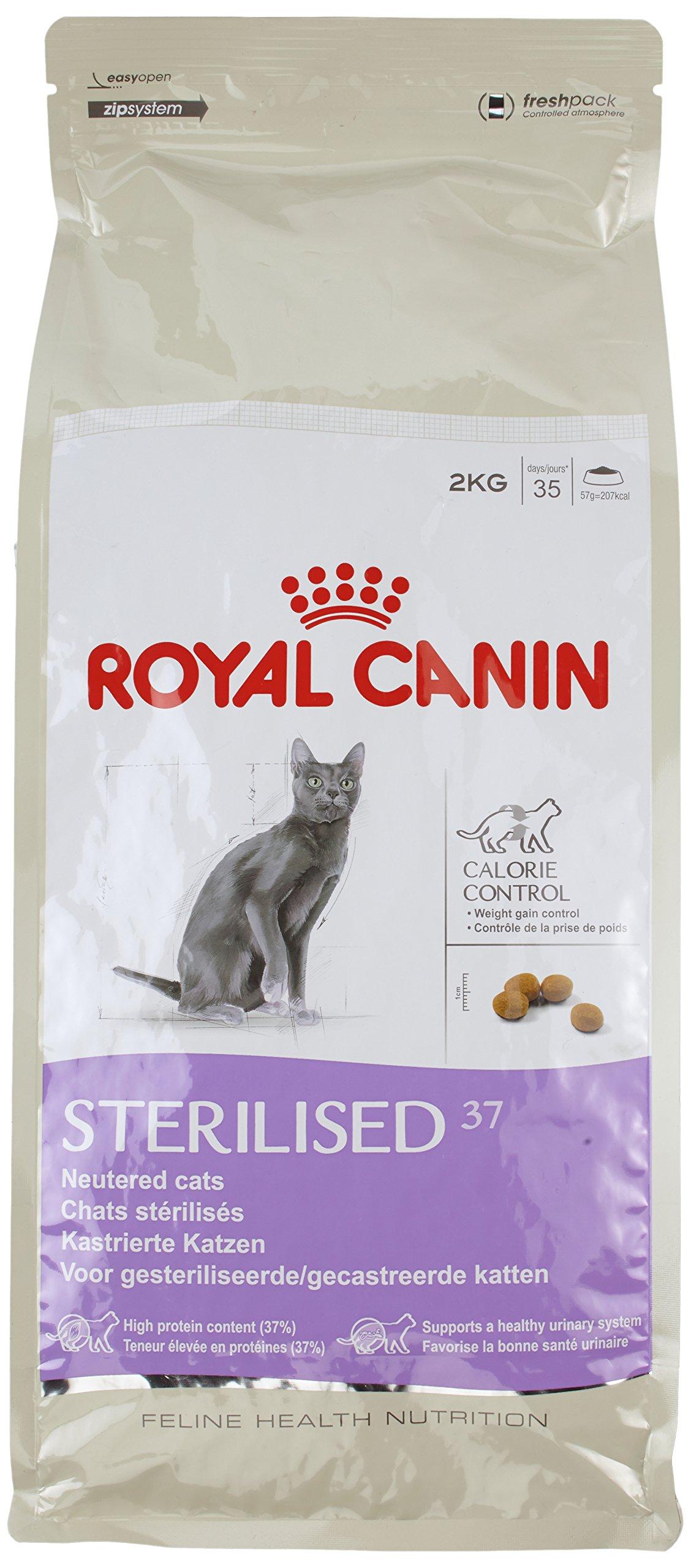 ROYAL CANIN Alimento para Gatos Sterilised 37-2 kg product image