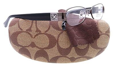 Amazon.com: COACH HC 5002B 9025 - Gafas de ojo (49 – 16 ...