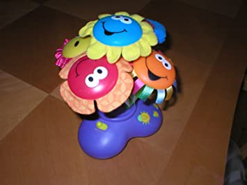 Amazoncom LAMAZE CHIME GARDEN BABY TODDLER MUSICAL ACTIVITY TOY
