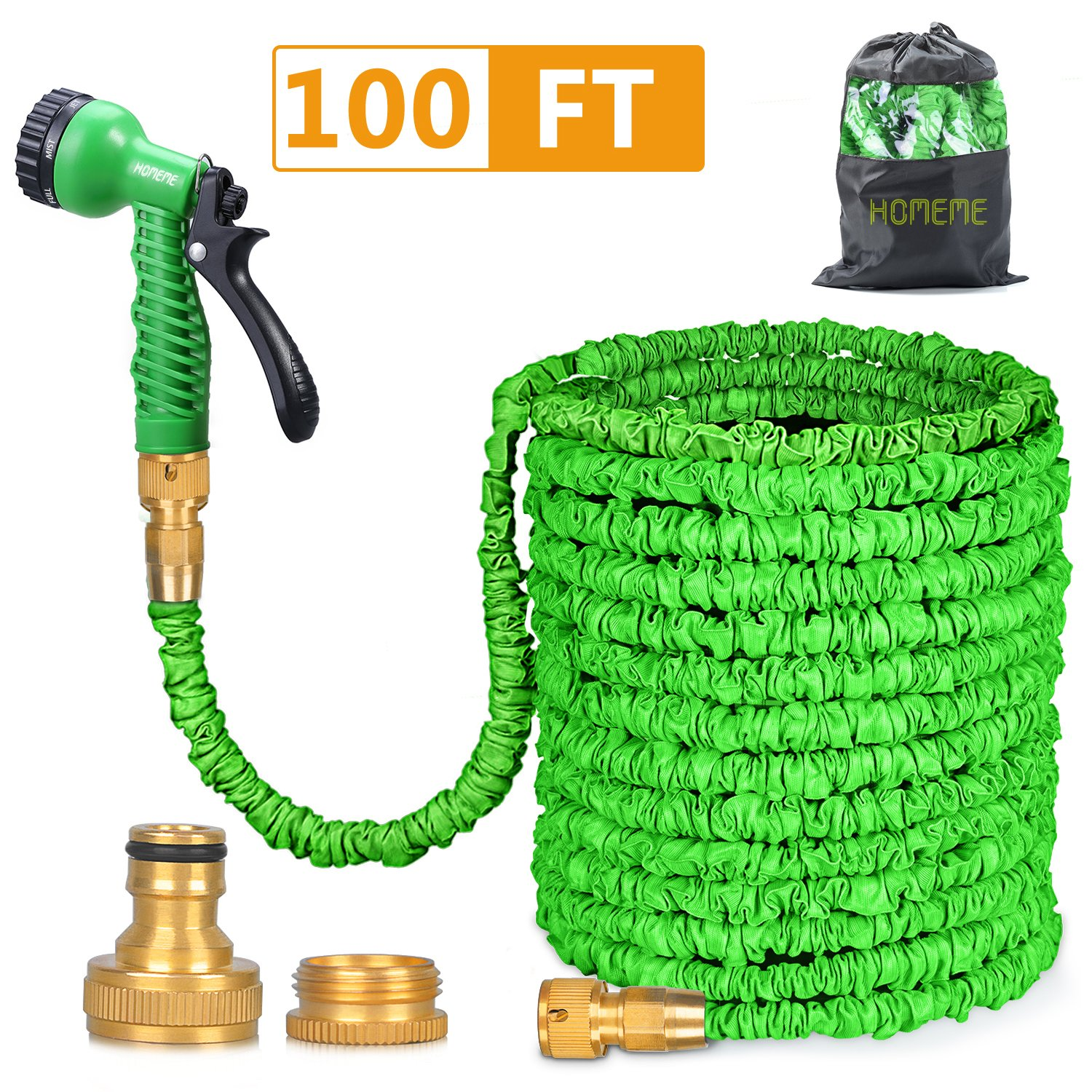 Homeme Expandable Flexible Garden Hose