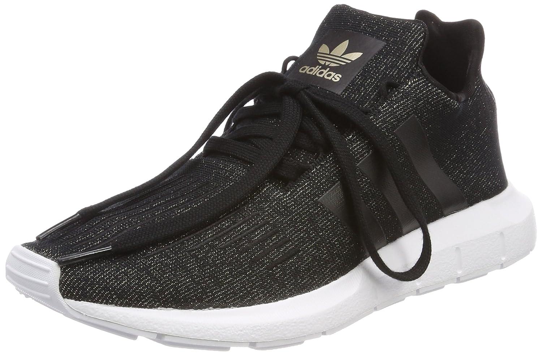 adidas Swift Run W, Zapatillas de Running Para Mujer 38 EU Negro (Negbás/Negbás/Ftwbla 000)