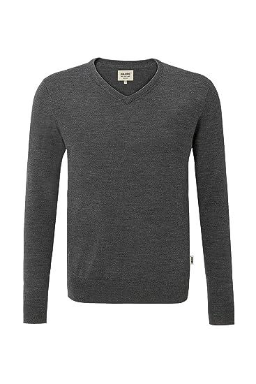 STRELLSON SWISS CROSS luxus Herren Pullover Größe L 52 braun