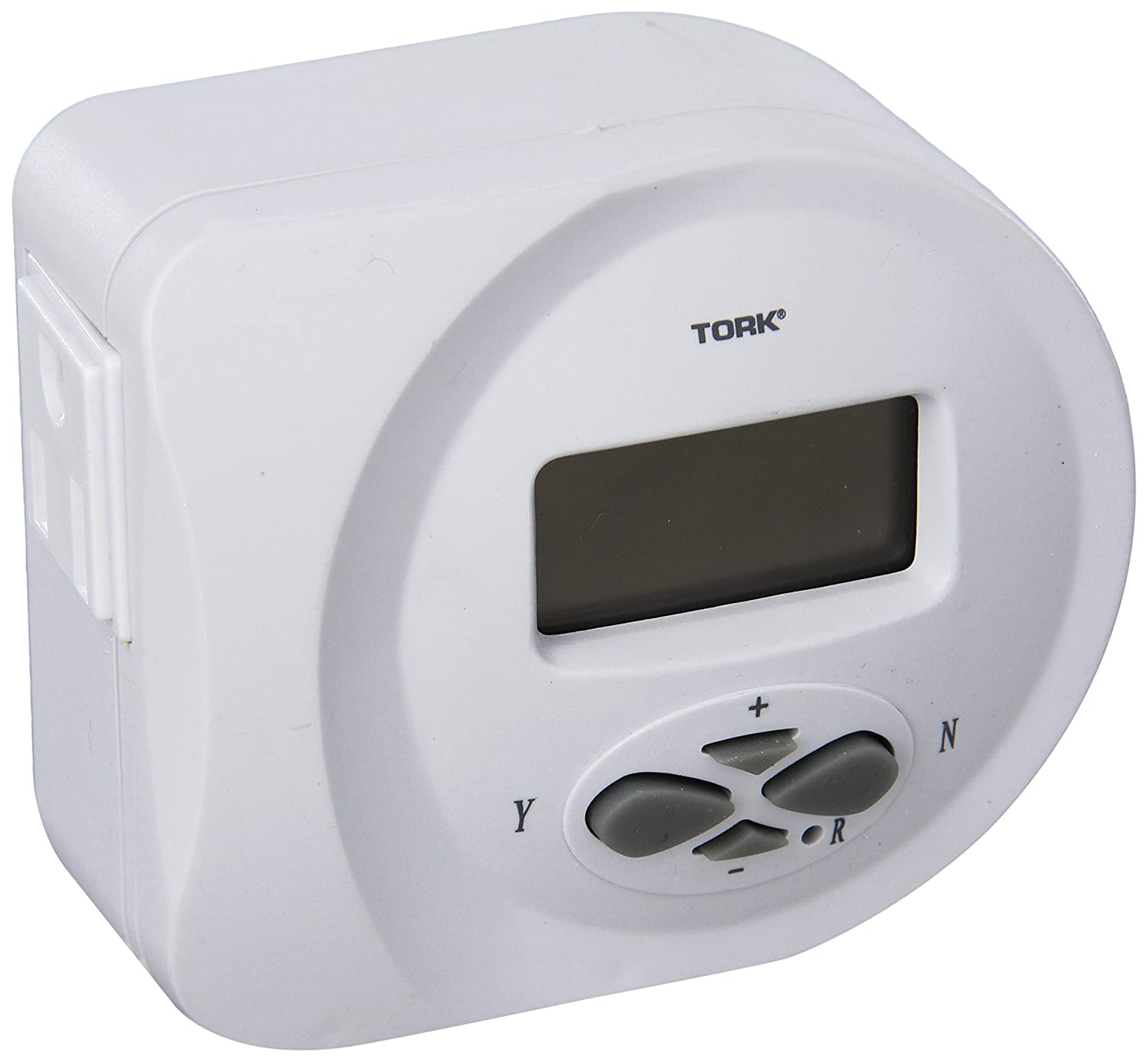 Tork 455d 7 day digital timer 15a grounded 2 outlet amazon tork 455d 7 day digital timer 15a grounded 2 outlet amazon industrial scientific malvernweather Choice Image