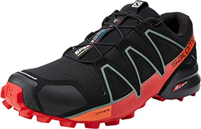 SALOMON Speedcross 4 Zapatillas De Trail Running Para Hombre: Amazon.es: Zapatos y complementos