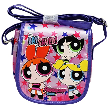 48323ef48d Buy Powerpuff Girls Crossbody Bag Free Time Bag Girls Fashion By Okami Bags  Online at Low Prices in India - Amazon.in