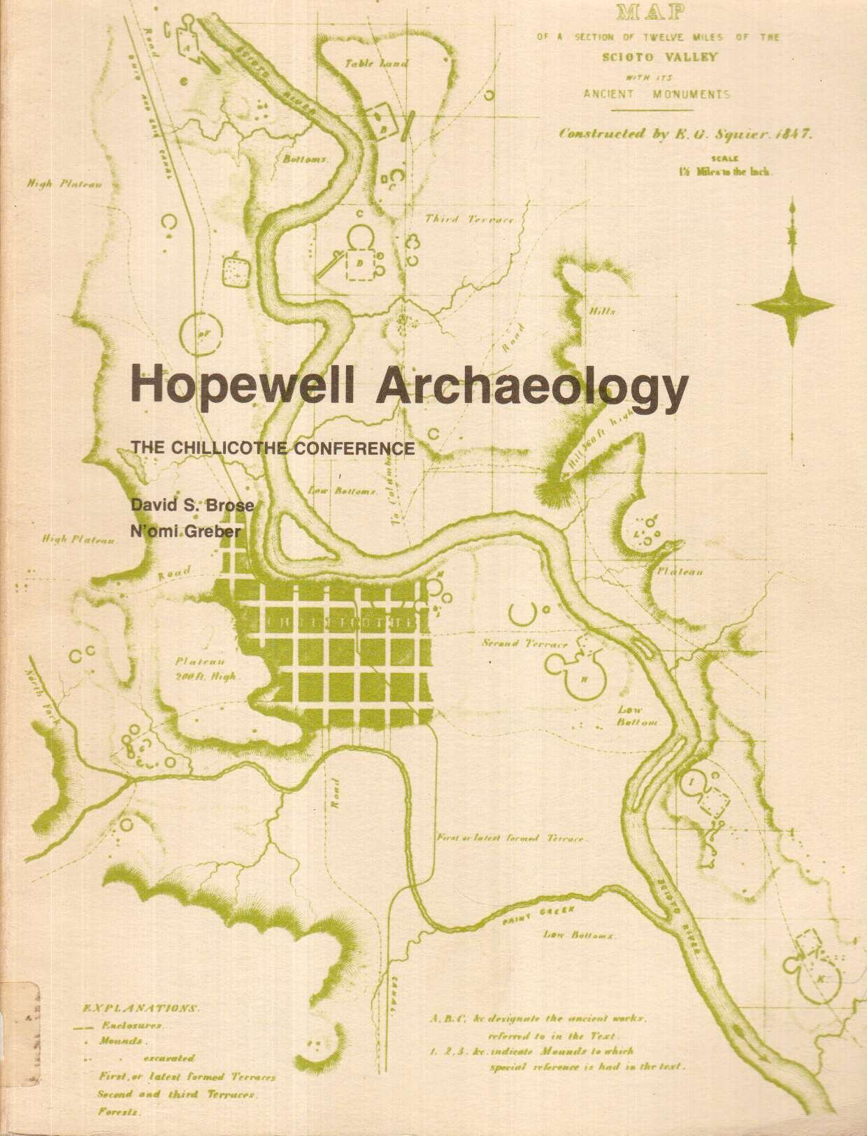 Hopewell Archaeology The Chillicothe Conference David S Brose N