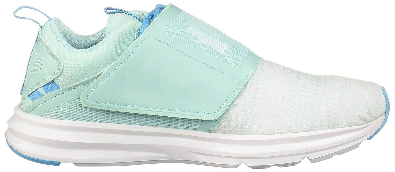 PUMA Women's Enzo Strap 8.5 Nautical Wn Sneaker B075298Q29 8.5 Strap B(M) US|Island Paradise-puma White ed25c9