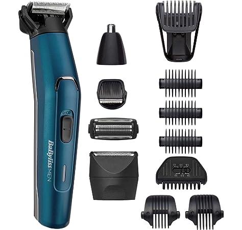 BaByliss MEN T831E | Barbero Especial Barba Larga, Con/Sin Cable ...
