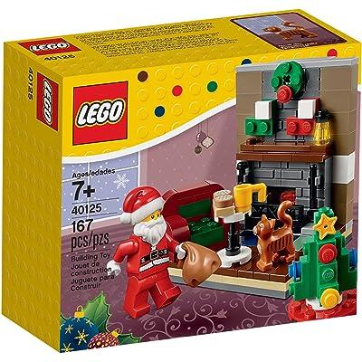 LEGO 40125 Santa's Visit Seasonal Box Set by Lego Seasonal: Juguetes y juegos