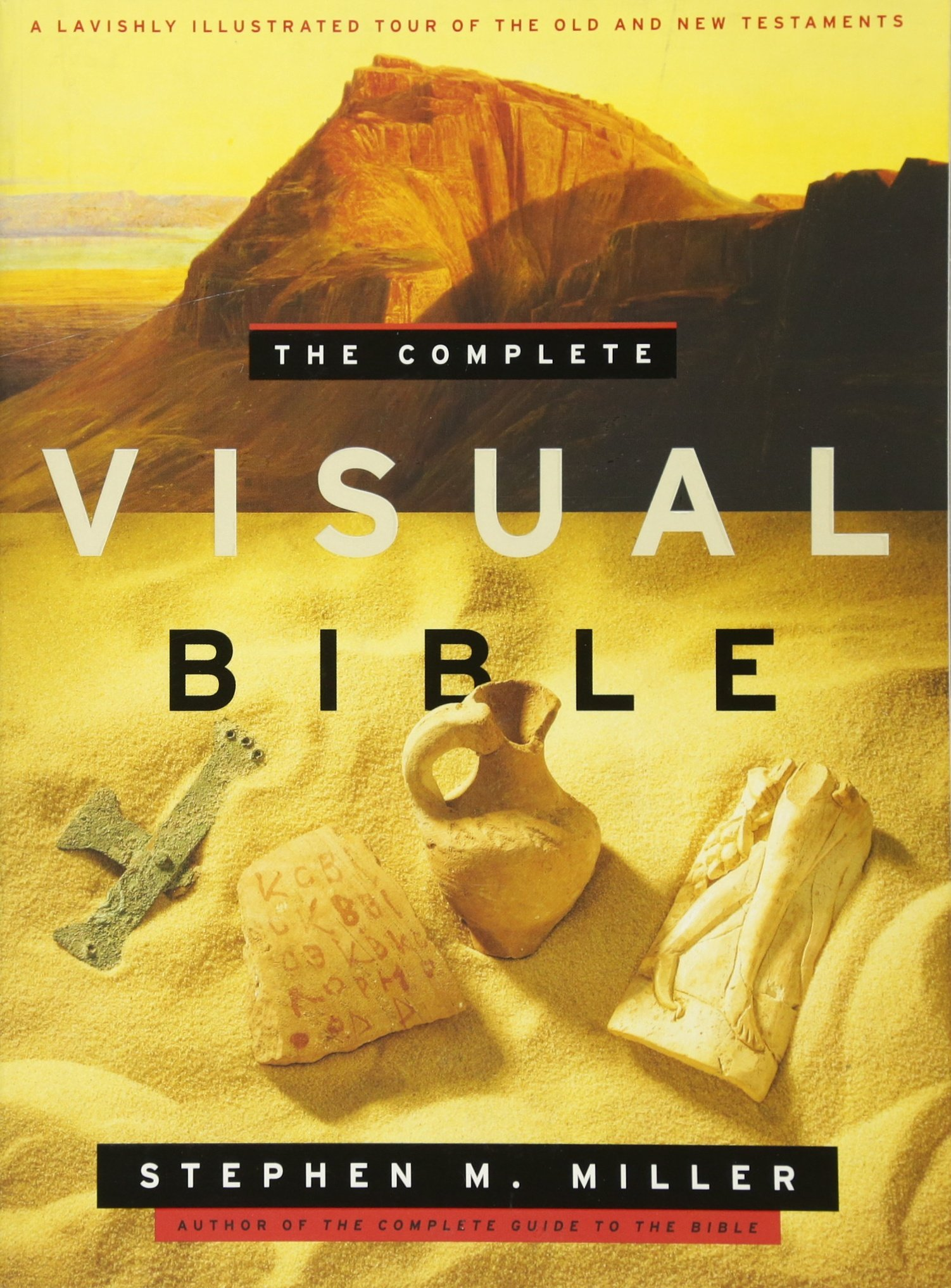 The Complete Visual Bible Miller Stephen M 9781602606883 Amazon Com Books