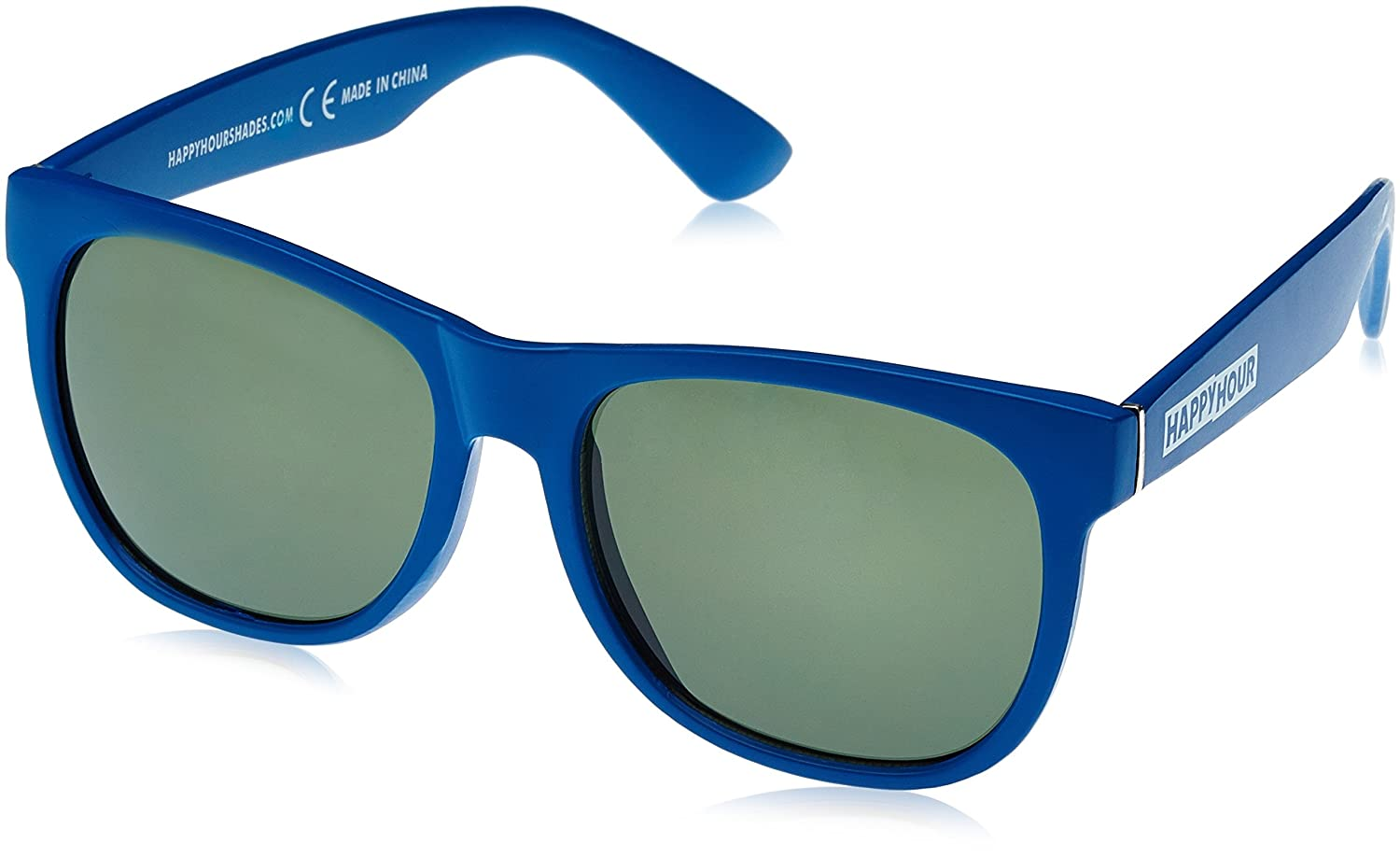 HAPPY HOUR Swag Chima Lunettes de soleil taille unique Real Blues 2OhcNk002