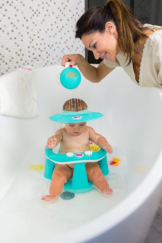 BabySun Ok Baby Anneau de Bain Flipper Naturel