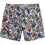 97bc76489d1 MaaMgic Mens Boys Short Swim Trunks 7 Inches Mens Bathing Suits Slim Fit  Swim Shorts Swimsuits