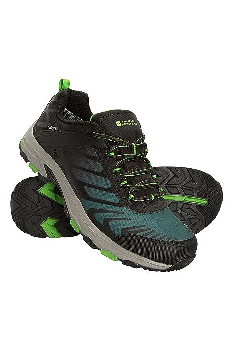 Zapatos verdes Mountain Warehouse para hombre YogYaA
