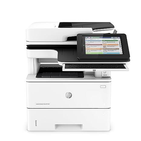 Amazon.com: HP LaserJet m527 C – Impresora multifunción ...