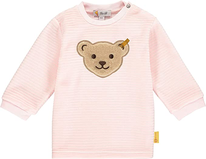 Steiff Baby-M/ädchen Mit S/ü/ßer teddyb/ärapplikation Leggings