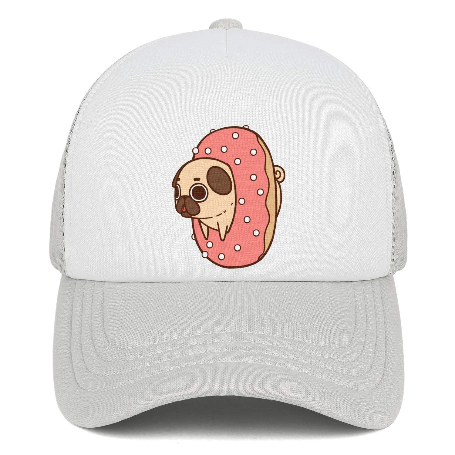 Dog Doggy Doggie Donut Snapback Hat Men//Women Style Hip Hop Hats