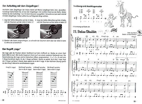 Moro y Lilli banda 2 – Guitarra Colegio para niños + CD – amb3061 ...