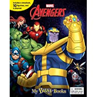 AVENGERS INFINITY BUSY BOOK