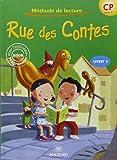 Rue des Contes CP Cycle 2 : Livret 2, Méthode de lecture