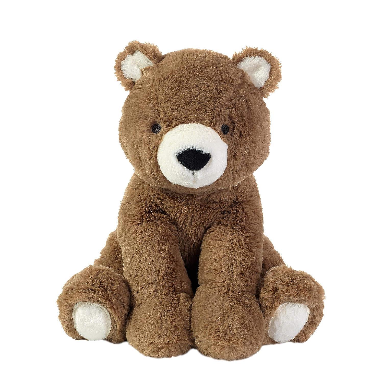 Lambs & Ivy Sierra Sky Brown Plush Bear Stuffed Animal Toy - Wally