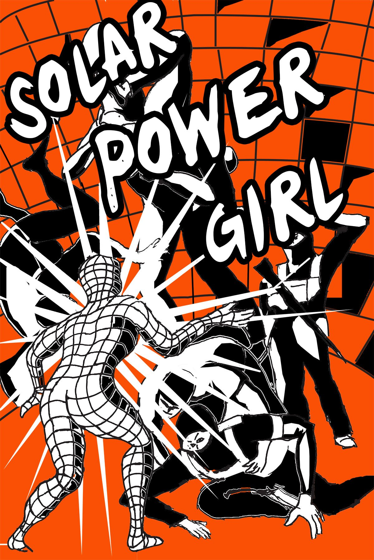 Solar Power Girl ebook