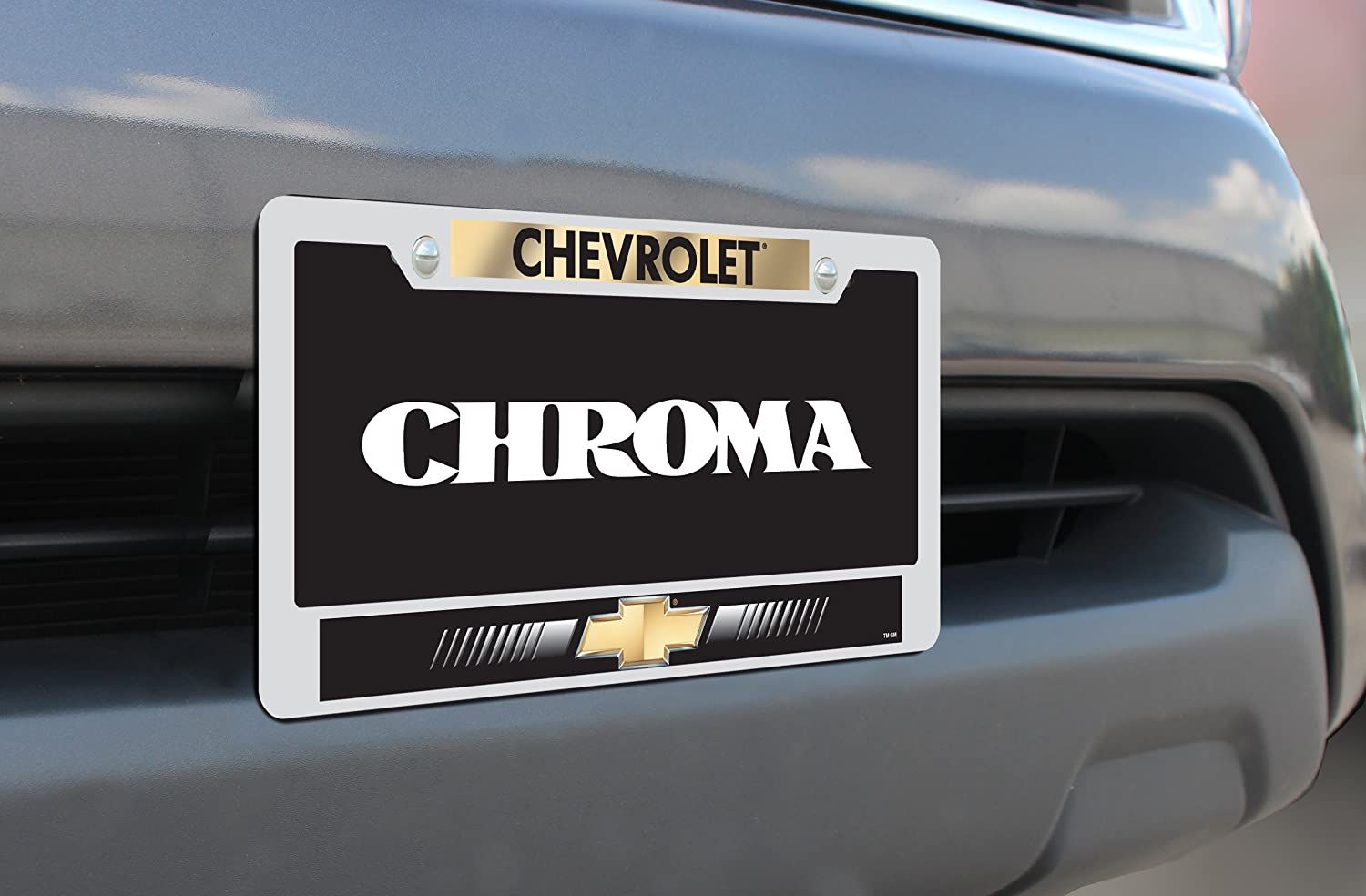 Chroma Graphics Chevrolet Domed Frame 6420