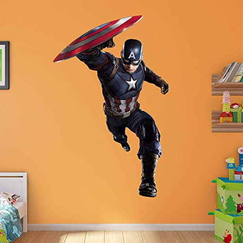 Captain America: Avengers Live Action Photo