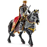 Schleich - Caballero del dragón a caballo, figura (70115)