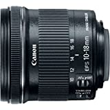 Canon EF-S 10-18MM f/4.5-5.6 IS STM Zoom Lens