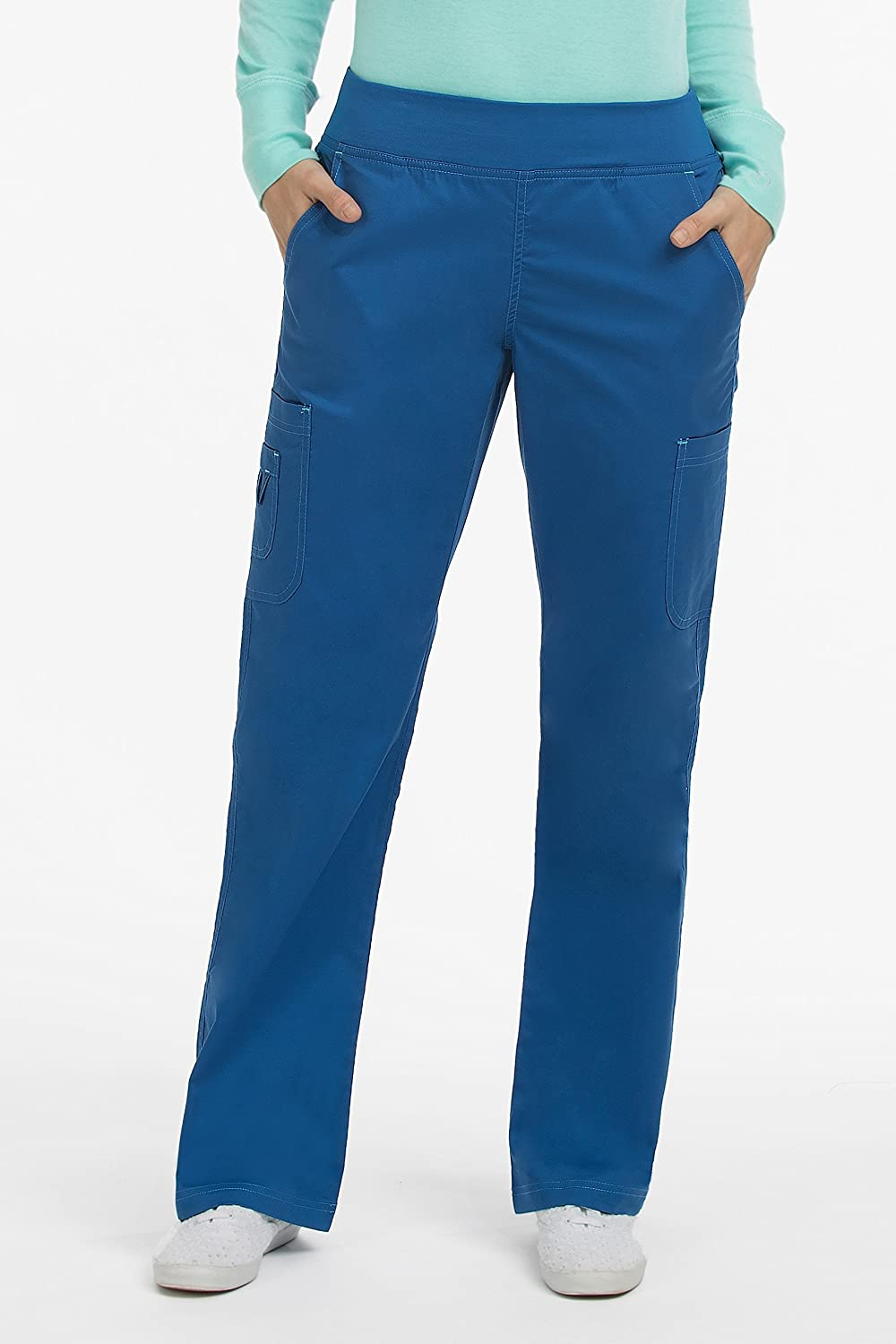 Med Couture Womens Scrub Bottoms Image 1
