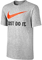 Nike New Just Do It Swoosh Men's T-Shirt #707360-063