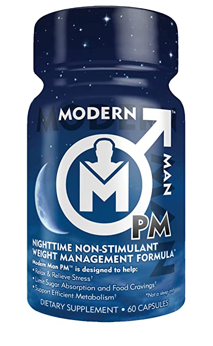Modern Man PM Nighttime Fat Burner