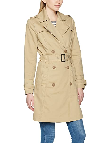 finest selection d1b3b 1b175 Brandit Damen Trenchcoat Girls Mantel